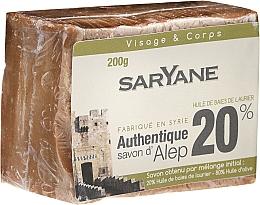 Parfumuri și produse cosmetice Săpun - Saryane Authentique Savon DAlep 20%