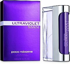Paco Rabanne Ultraviolet Man - Apă de toaletă — Imagine N2