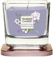 Parfumuri și produse cosmetice Lumânare aromată - Yankee Candle Elevation Sea Salt & Lavender