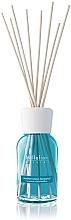 "Parfumuri și produse cosmetice Difuzor aromatic ""Bergamotă mediteraneană"" - Millefiori Milano Natural Diffuser Mediterranean Bergamot"