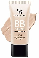 Parfumuri și produse cosmetice Bază- fond de ten - Golden Rose BB Cream Beauty Balm