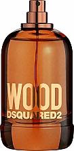 Parfumuri și produse cosmetice Dsquared2 Wood Pour Homme - Apă de toaletă (tester fără capac)