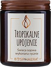 Parfumuri și produse cosmetice Lumânare parfumată din soia - Bosphaera Tropical Intoxication Candle