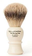 Parfumuri și produse cosmetice Pămătuf de ras, S2235 - Taylor of Old Bond Street Shaving Brush Super Badger size L