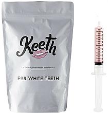 """Parfumuri și produse cosmetice Set cartuș de înlocuire pentru albirea dinților """"Zmeură"""" - Keeth Raspberry Refill Pack"""