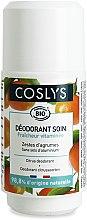 """Parfumuri și produse cosmetice Deodorant """"Citrus"""" - Coslys Citrus Deodorant"""