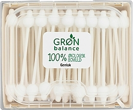 Parfumuri și produse cosmetice Bețișoare din bumbac - Gron Balance