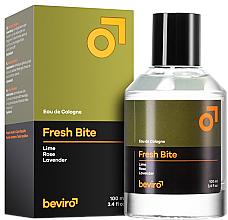 Parfumuri și produse cosmetice Beviro Fresh Bite - Apă de colonie