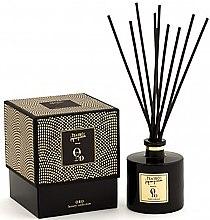 Parfumuri și produse cosmetice Difuzor de aromă pentru casă - Teatro Fragranze Uniche Luxury Collection Oro with Sticks