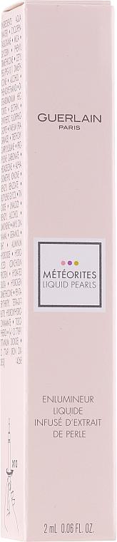 Iluminator pentru față - Guerlain Meteorites Liquid Pearls — Imagine N1