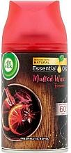Parfumuri și produse cosmetice Odorizant de aer - Air Wick Freshmatic Essential Oils Mulled Wine
