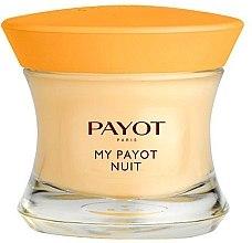 Parfumuri și produse cosmetice Crema de noapte - Payot My Payot Nuit