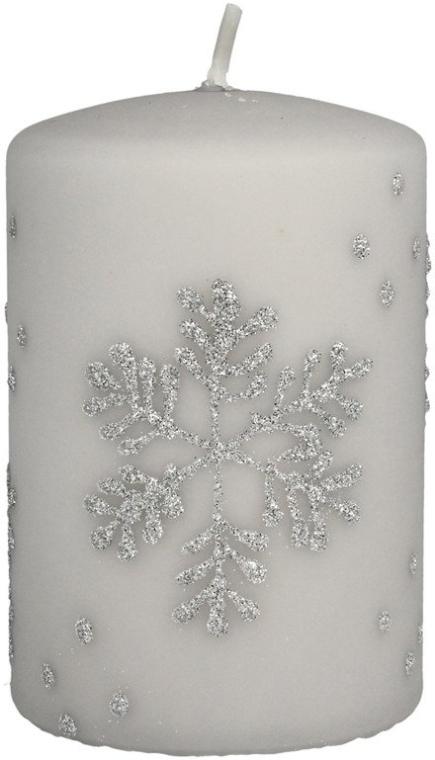 Lumânare aromată, albă, mică - Artman — Imagine N1