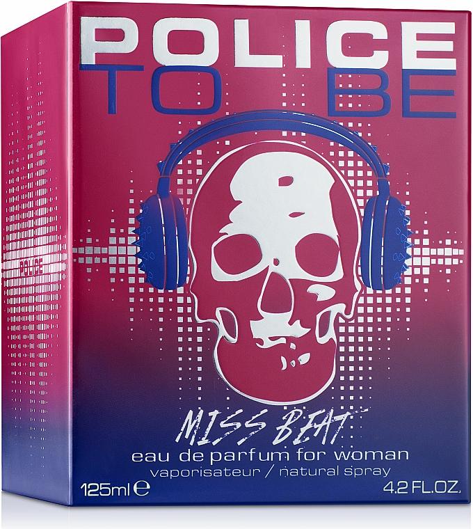 Police To Be Miss Beat - Apă de parfum