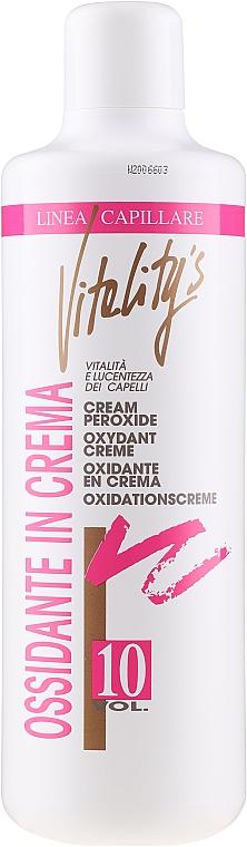 Cremă Oxidant 10vol - Vitality's Collection — Imagine N1