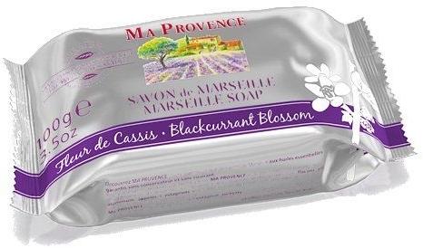 """Săpun de Marsilia """"Coacăză neagră"""" - Ma Provence Marseille Soap — Imagine N1"""