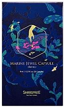 Parfumuri și produse cosmetice Fiole pentru față - Shangpree Marine Jewel Capsule Refill