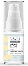 "Parfumuri și produse cosmetice Patch-uri de hidrogel ""Express-Care"" - Bisou Recovery Bio HydroGel Eye Patch"