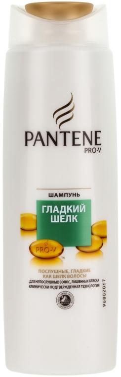 Șampon de păr - Pantene Pro-V Smooth and Sleek Shampoo — Imagine N1