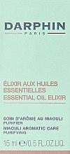 Elixir aromatic cu ulei esențial de Niaouli pentru față - Darphin Niaouli Aromatic Care — Imagine N2