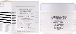 Parfumuri și produse cosmetice Cremă regeneratoare - Sisley Botanical Restorative Facial Cream With Shea Butter
