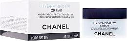 Cremă hidratantă de față - Chanel Hydra Beauty Hydratation Protection Radiance Creme — Imagine N1