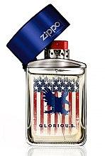 Parfumuri și produse cosmetice Zippo Gloriou.s. - Apă de toaletă (tester cu capac)