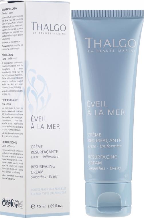 Cremă regenerantă pentru față - Thalgo Resurfacing Cream — Imagine N1