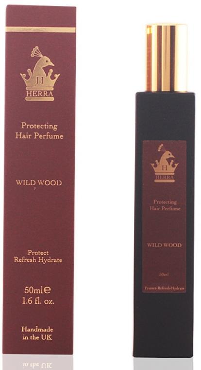 Spray parfumat pentru păr - Herra Wild Wood