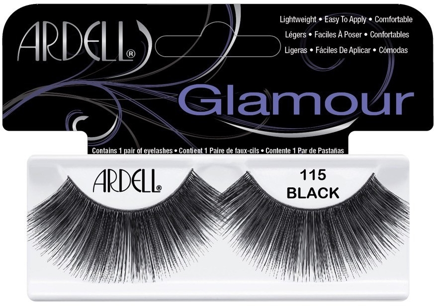 Extensii gene - Ardell Fashion Lashes Glamour 115