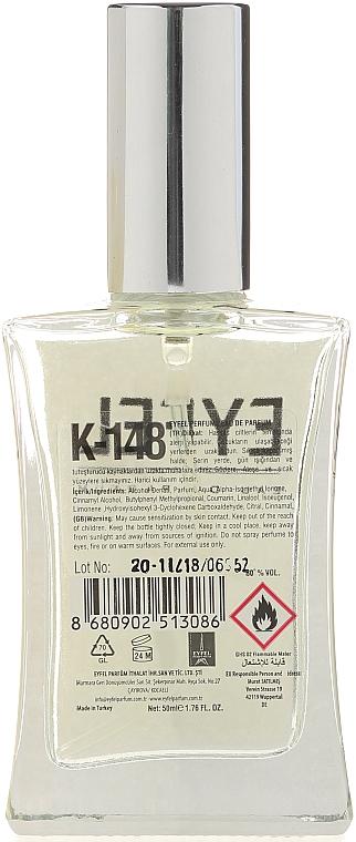 Eyfel Perfume K-148 - Apă de parfum — Imagine N2