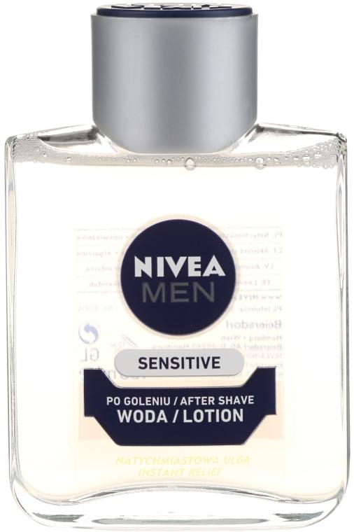 Loțiune după ras pentru ten sensibil - Nivea For Men Active Comfort System After Shave Lotion