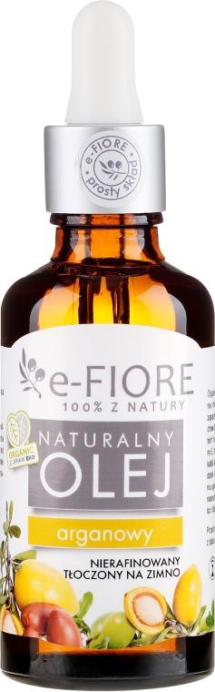 Ulei de argan - E-Fiore Argan Oil — Imagine N1