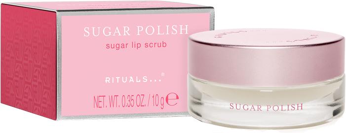 Scrub pentru buze - Rituals Fortune Balms Sugar Polish — Imagine N2