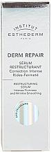 Parfumuri și produse cosmetice Ser regenerant pentru față - Institut Esthederm Derm Repair Restructuring Serum