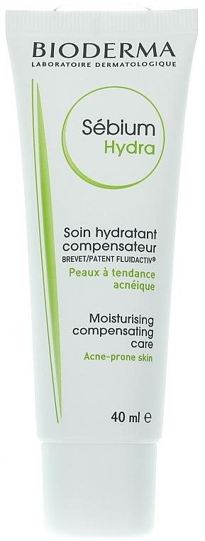 Cremă hidratantă - Bioderma Sebium Hydra Moisturising Cream — Imagine N5