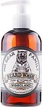 Parfumuri și produse cosmetice Șampon pentru barbă - Mr. Bear Family Beard Wash Woodland