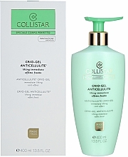 Parfumuri și produse cosmetice Crio gel anticelulitic - Collistar Anticellulite Crio-Gel