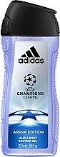 Parfumuri și produse cosmetice Adidas UEFA Champions League Arena Edition - Gel de duș