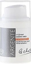 Parfumuri și produse cosmetice Cremă nutritivă cu vitamina E - Le Chaton Argente Nourishing Day Cream with Vitamin E
