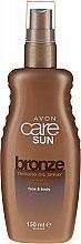 Parfumuri și produse cosmetice Spray-Ulei hidratant pentru corp - Avon Sun Care
