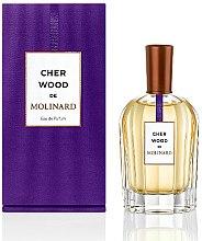Parfumuri și produse cosmetice Molinard Cher Wood - Apă de parfum