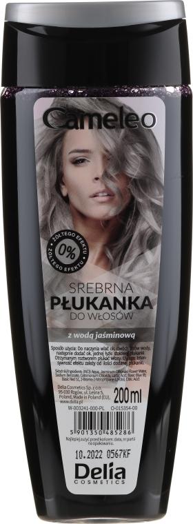 Agent de clătire pentru păr - Delia Cosmetics Cameleo