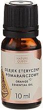 """Parfumuri și produse cosmetice Ulei esențial """"Portocală"""" - Nature Queen Essential Oil Orange"""