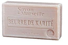 """Parfumuri și produse cosmetice Săpun natural """"Unt de Shea"""" - Le Chatelard 1802 Shea Butter Soap"""