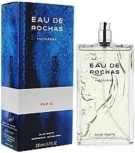 Rochas Eau de Rochas Homme - Apă de toaletă (tester fără capac) — Imagine N5