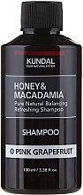 """Parfumuri și produse cosmetice Șampon """"Grapefruit roz"""" - Kundal Honey & Macadamia Pink Grapefruit Shampoo"""