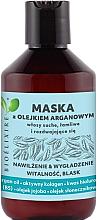 Parfumuri și produse cosmetice Mască pentru păr uscat și fragil - Bioelixire Argan Oil Vegan