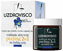 Parfumuri și produse cosmetice Peeling pentru față - Uzdrovisco