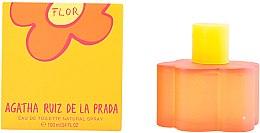 Parfumuri și produse cosmetice Agatha Ruiz de La Prada Flor - Apă de toaletă